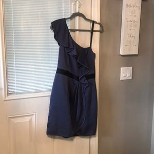 Steel Blue BCBG Dress size 12
